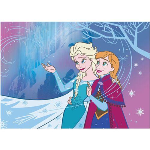 Vloerkleed Frozen 95x133 cm