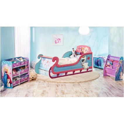 Bed Kind Frozen 162x76x80 cm