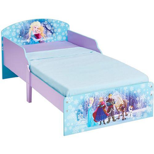Bed peuter Frozen 142x77x59 cm