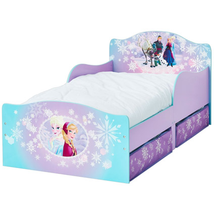 Bed Kind Frozen 145x77x59 cm