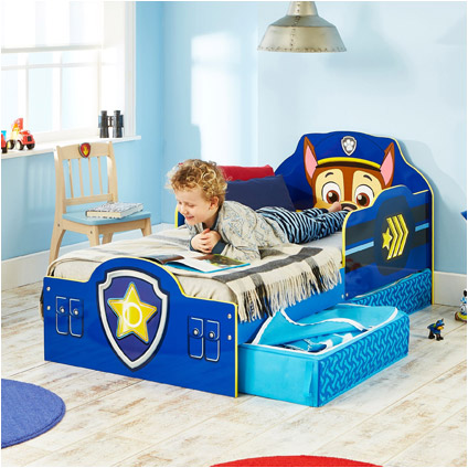 Bed Kind Paw Patrol 145x77x68 cm