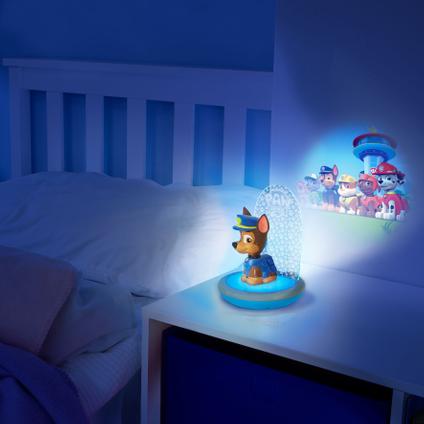 Zak- en nachtlamp Paw Patrol GoGlow