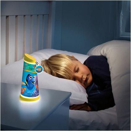 Zak- en nachtlamp Finding Dory GoGlow