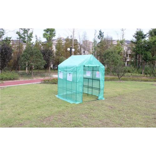 Serre pour tomates Central Park polyéthylène 2,10 m²
