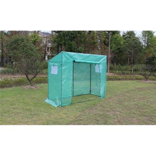 Serre pour tomates Central Park polyéthylène 1,54 m²
