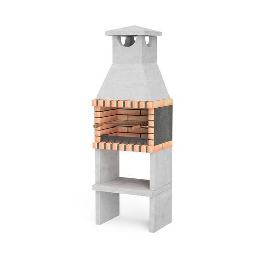 Tuozi stenen barbecue Zon 64x47x190cm