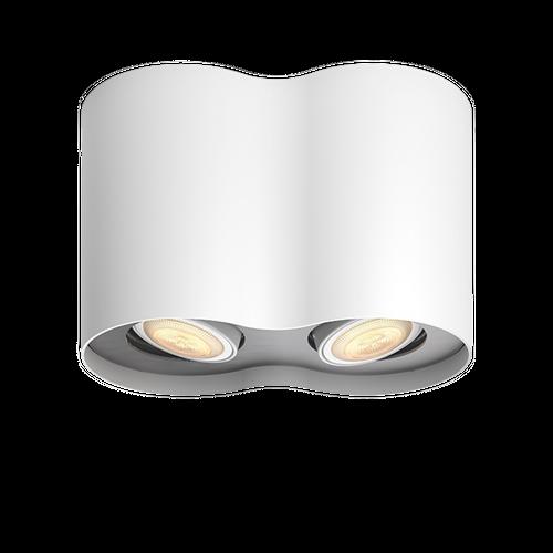 Philips Hue spot Pillar blanc 2x5,5W