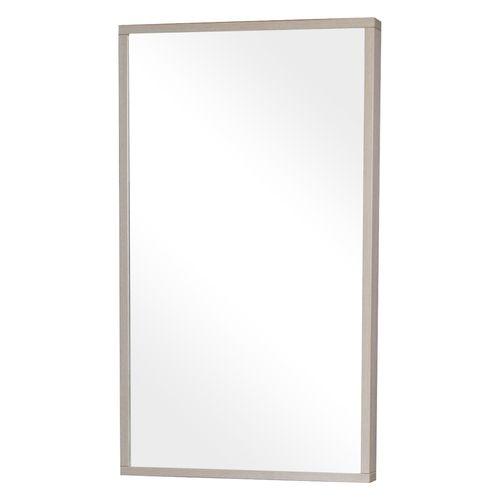 Differnz spiegel Force 86x50cm eiken