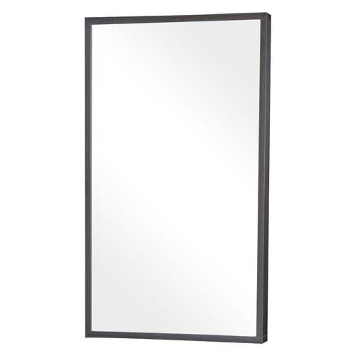 Differnz spiegel Force 86x50cm grijs eiken