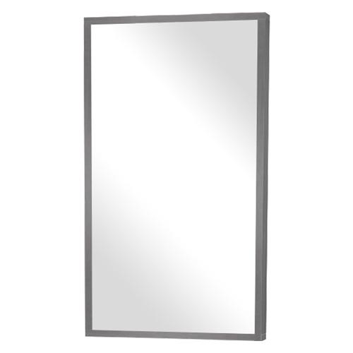 Differnz spiegel Force 86x50cm antraciet