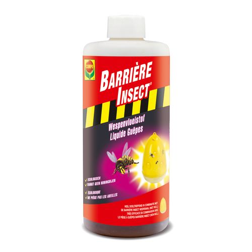 Anti-guêpes liquide Compo Barrière Insect 500ml