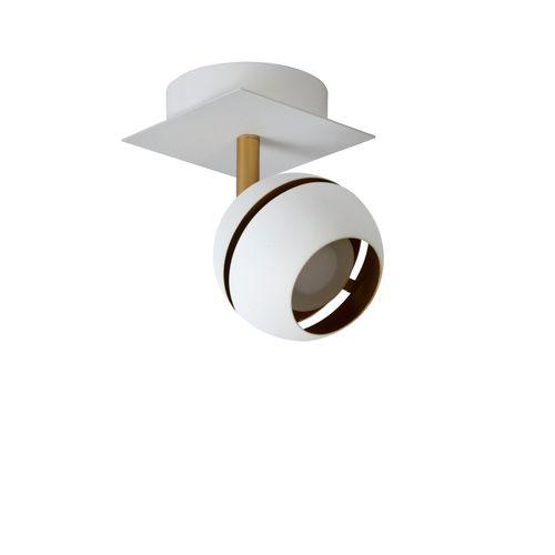 Lucide spot LED Binari wit 4,5W
