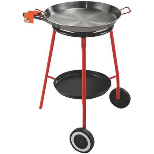Sol gasbarbecue 'Paella Set' 6,5kW