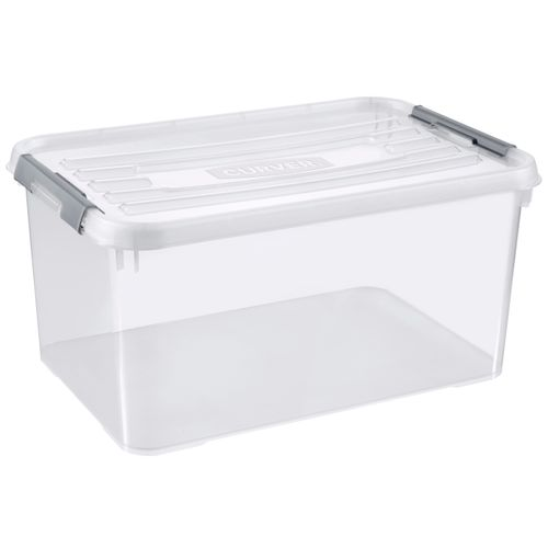 Allibert opbergbox Handy Plus 50L transparant
