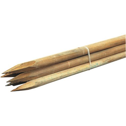 Poteau de jardin Forest-Style bois 150 x 2,7 cm