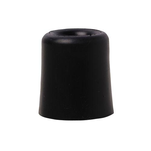 Deurbuffer zwart 35mm