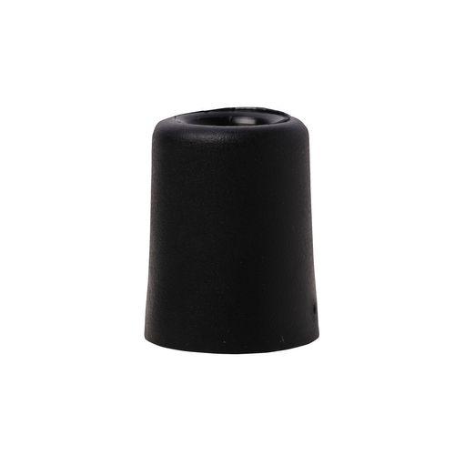 Deurbuffer zwart 50mm