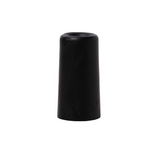 Deurbuffer zwart 75mm