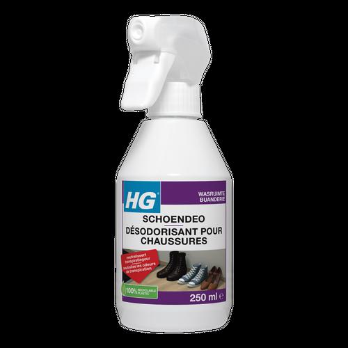 Désodorisant pour chaussures HG 250 ml