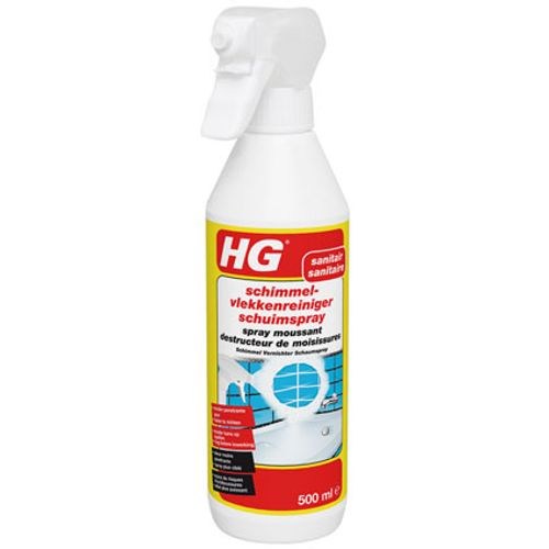 Spray moussant destructeur de moisissures HG 500 ml