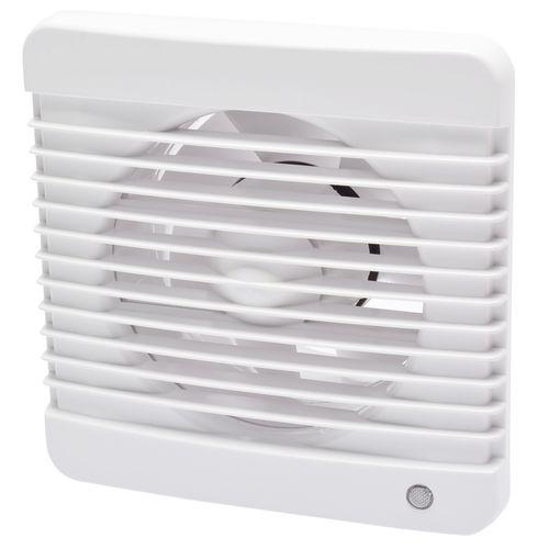 Sencys ventilator Silent Ø125mm Timer CE 2pp