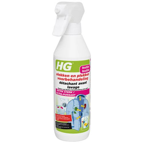 Spray détachant ultra-puissant avant lavage HG 500 ml