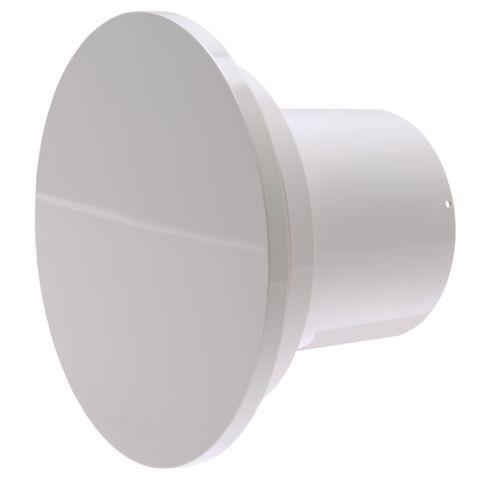 Sencys ventilator Design Rond Ø100 Standaard CE 2pp