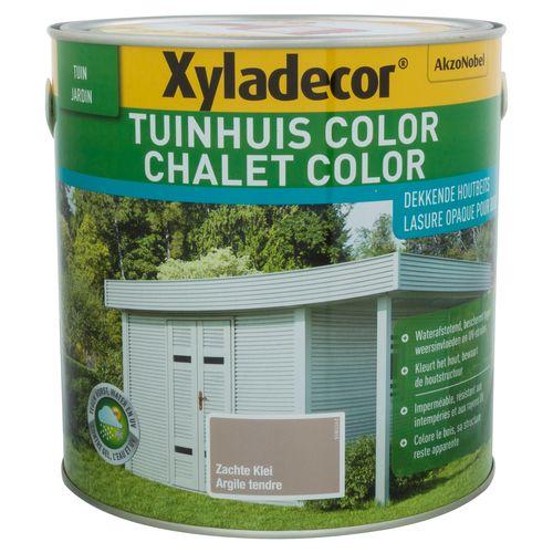 Lasure Xyladecor 'Color' argile tendre 2,5L