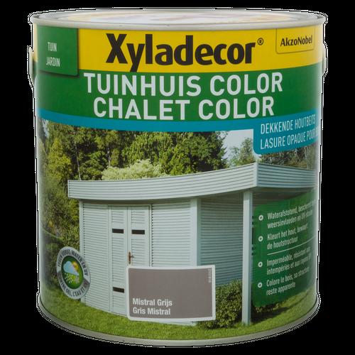Lasure Xyladecor 'Color' gris mistral 2,5L