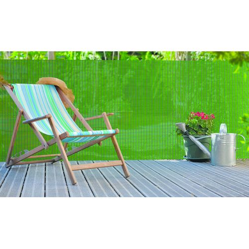 Brise-vue Nortene Panama vert 1x3m
