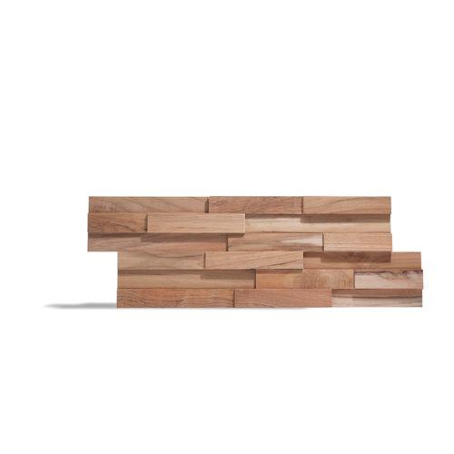 Klimex houtstrips UltraWood Firenze teak FSC 0,09m²