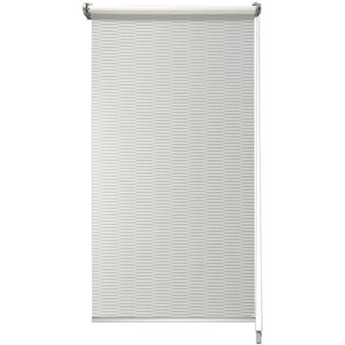 Madeco rolgordijn lichtdoorlatend wit 60 x 250 cm