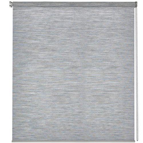 Store enrouleur Madeco 'Must' tamisant gris clair 180x250cm