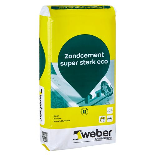 Weber zandcement super sterk 20kg