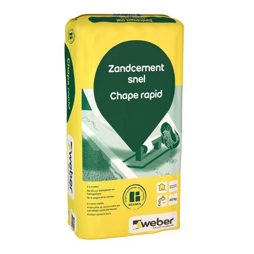 Weber zandcement snel 20kg
