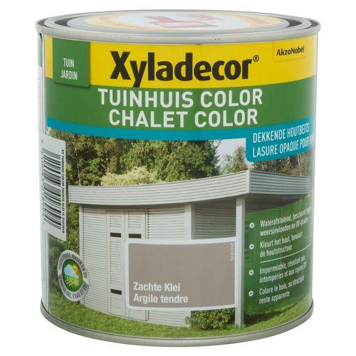 Lasure Xyladecor 'Color' argile tendre 1L