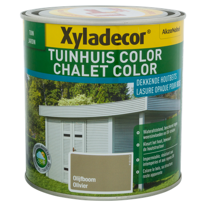 Lasure Xyladecor 'Color' olivier 1L