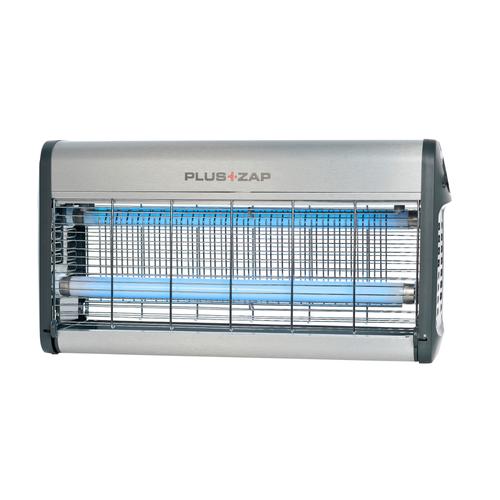 Attrape-insectes électrique Edialux Plus + Zap aluminium 30W