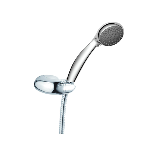 Set de douche AquaVive Ebro chrome