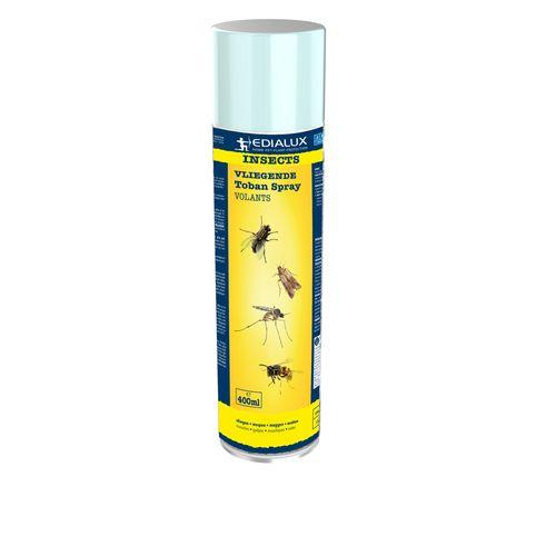 Spray insectes volants Edialux 'Toban' 400 ml