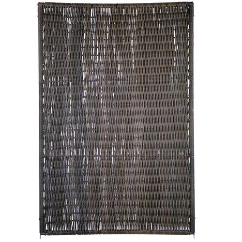 Brise-vue Videx Öland plastique brun 120x180cm