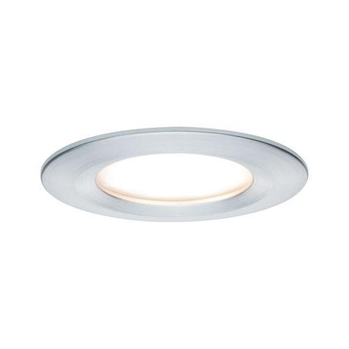 Paulmann inbouwspot LED Coin Slim aluminium 6,8W
