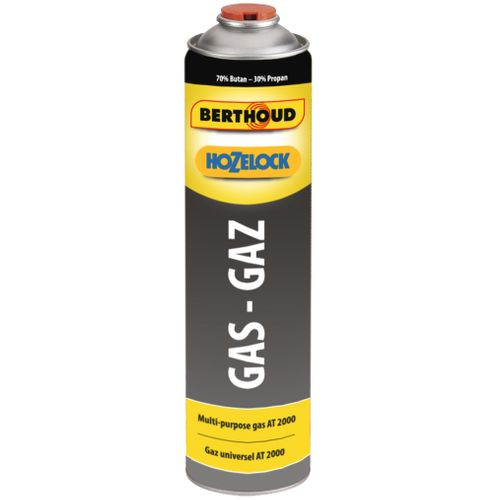 Hozelock universele gascartridge voor onkruidbranders 600ml