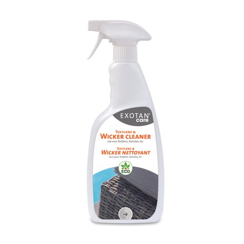 Exotan 'Care' wicker en textileen reiniger 750 ml