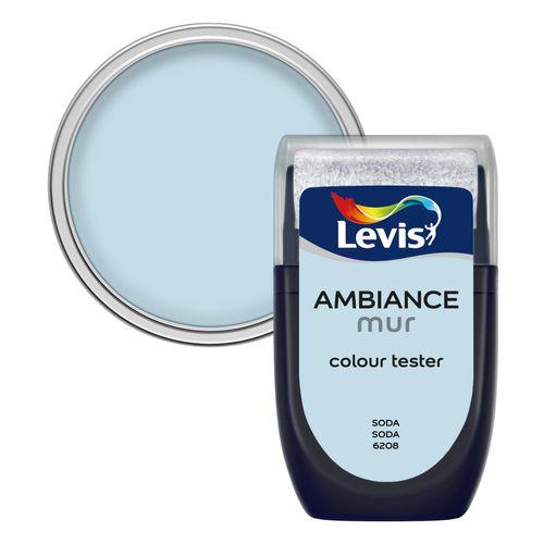 Levis muurverf 'Ambiance' soda mat 30ml