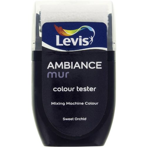 Levis muurverf 'Ambiance' sweet orchid mat 30ml