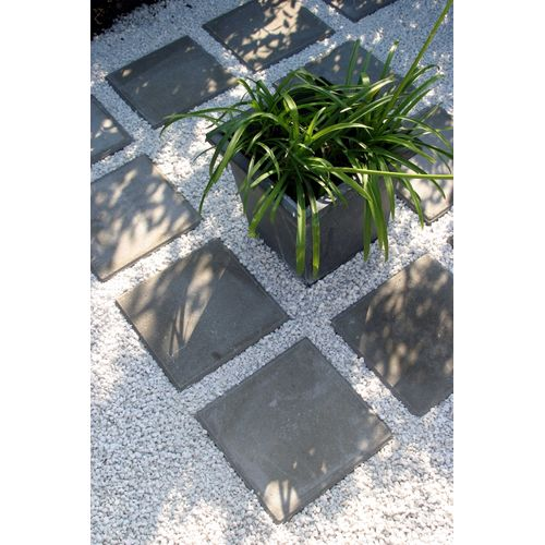 Decor betontegel grijs beton 30x30x4cm