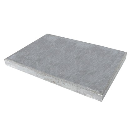 Decor betontegel grijs beton 60x40x4,8cm