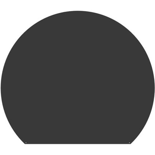 Plaque de sol pour poêle rond Ø 110cm
