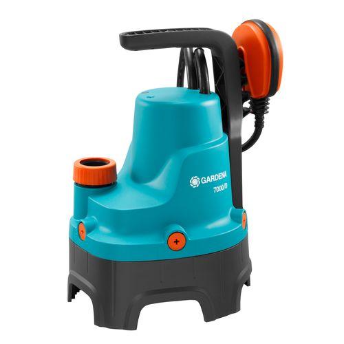 Pompe pour eaux chargées Gardena 7000/D